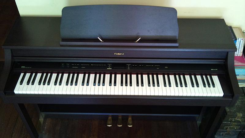 Roland HP-207