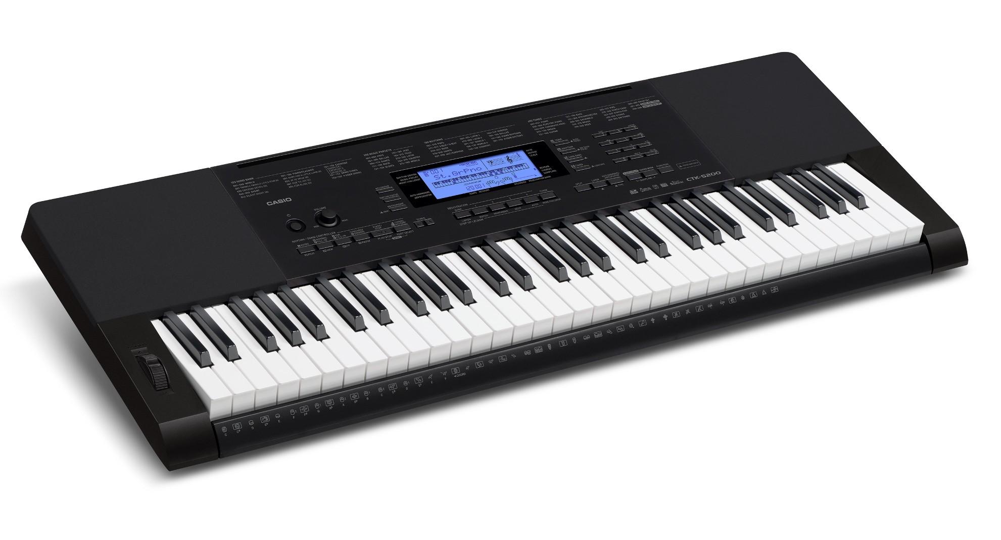 Casio CTK-5200