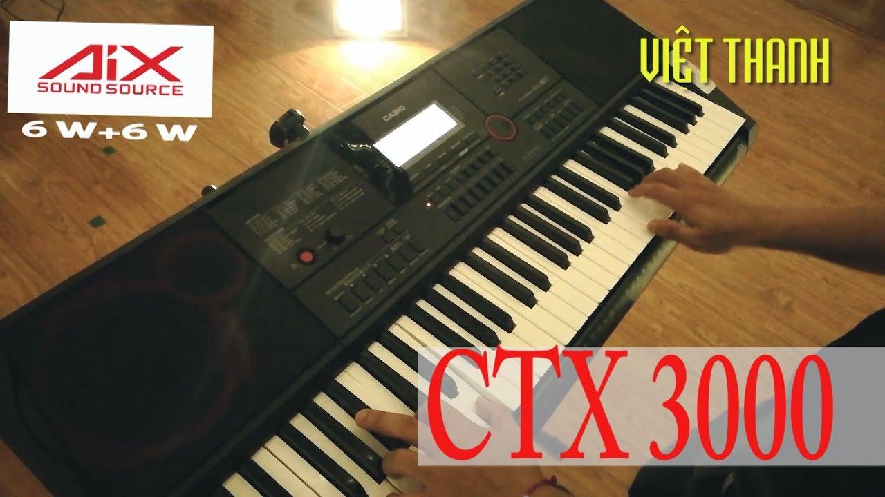 Casio CT-X3000