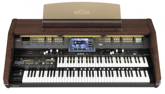 Đàn Organ 2 Tầng Roland AT-900C