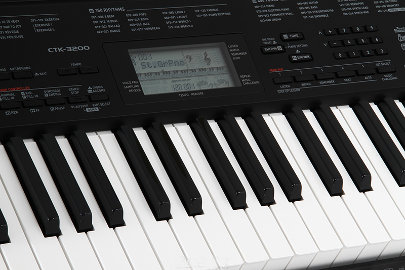 organ casio ctk 3200