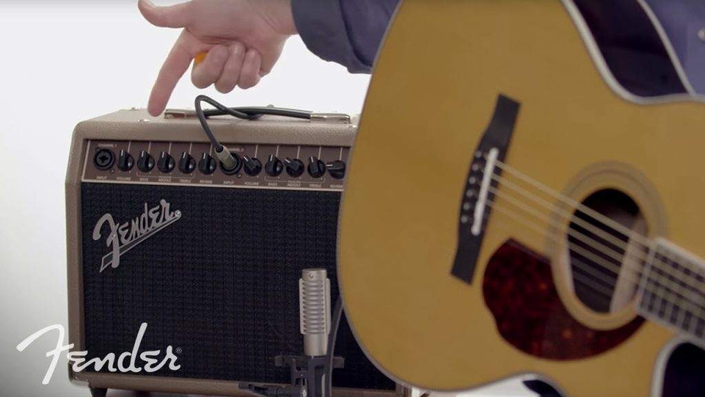 Fender Acoustasonic 40 230V EU