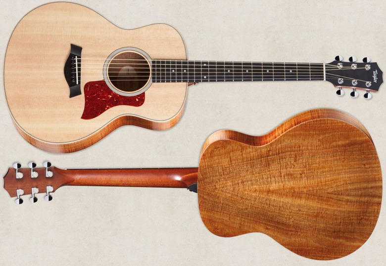 Đàn guitar Taylor GS Mini Koa LTD