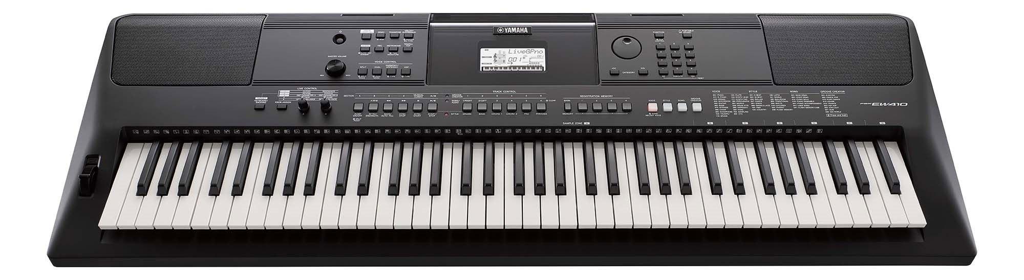Đàn Organ Yamaha PSR-EW410