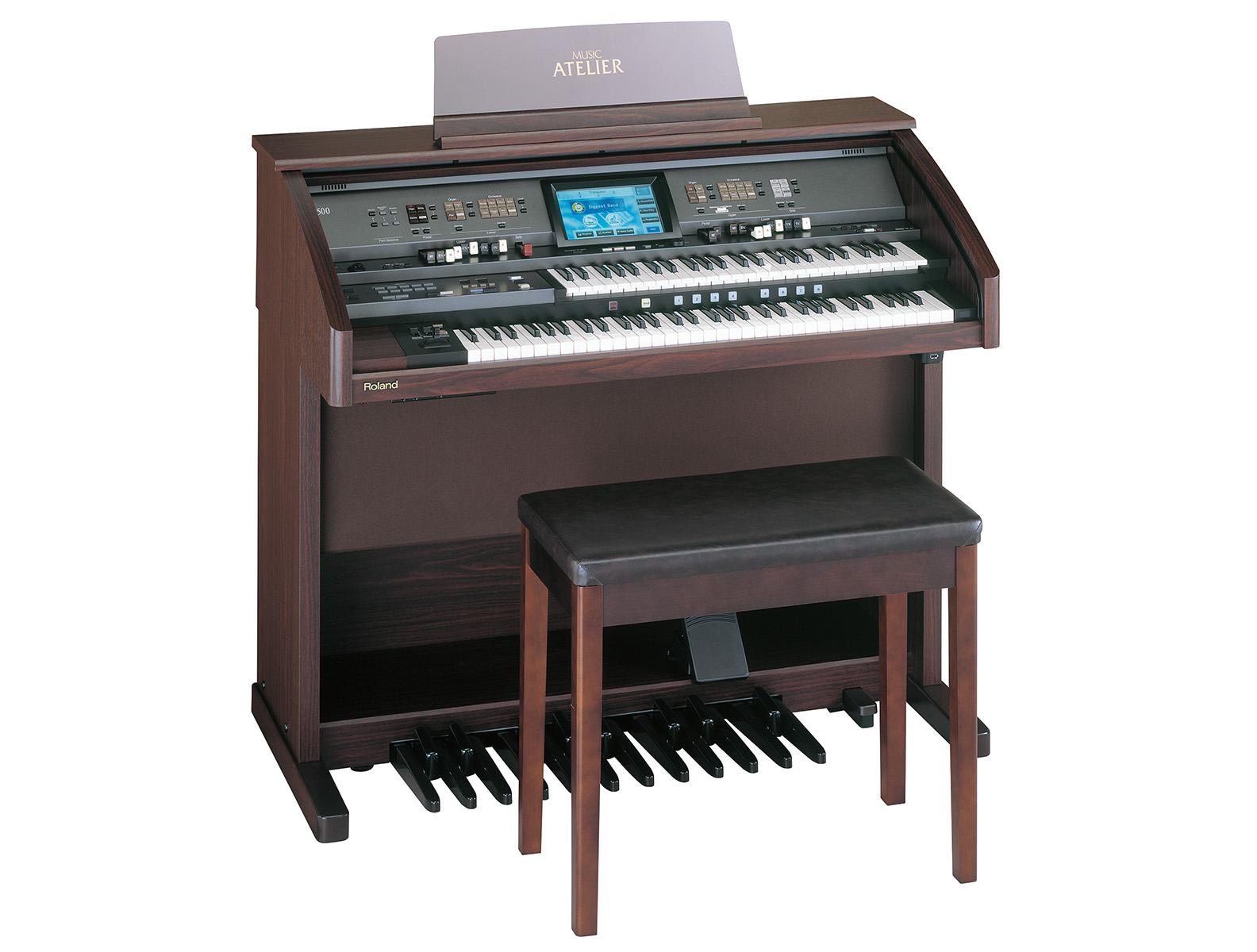 Đàn Organ 2 Tầng Roland AT-500