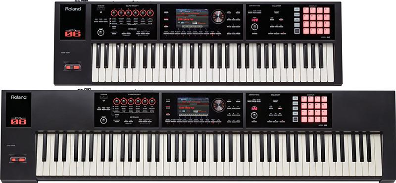 Đàn organ keyboard Roland FA-08