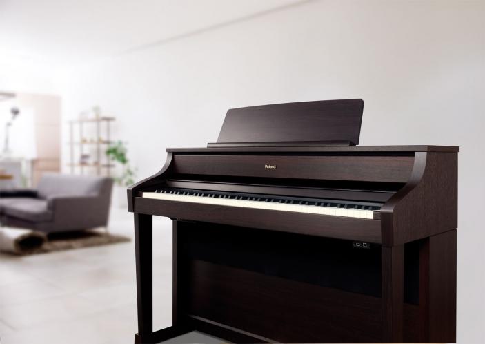Bán Đàn Piano Điện Roland HP-507 Chính Hãng Nhập Từ Nhật, Giá Tốt
