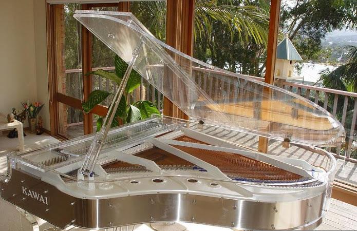 Устройство рояля и современное цифровое пианино