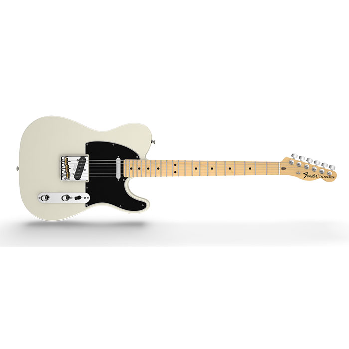Fender American Special Telecaster®, Maple Fingerboard, Olympic White