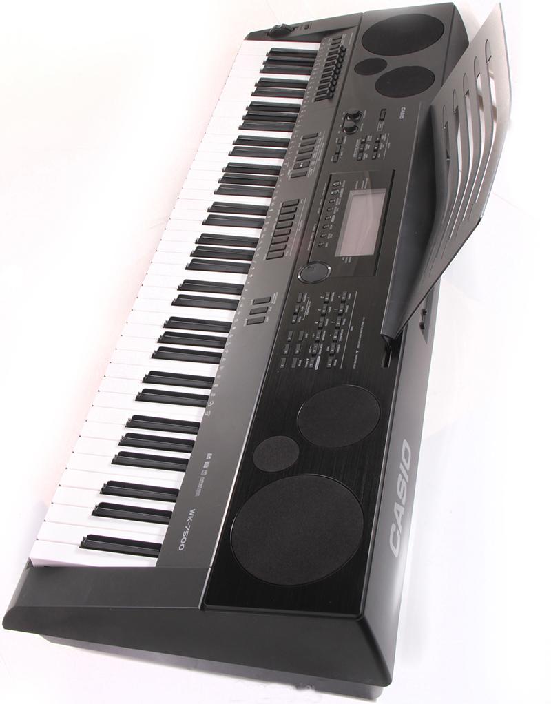 Casio WK-7500
