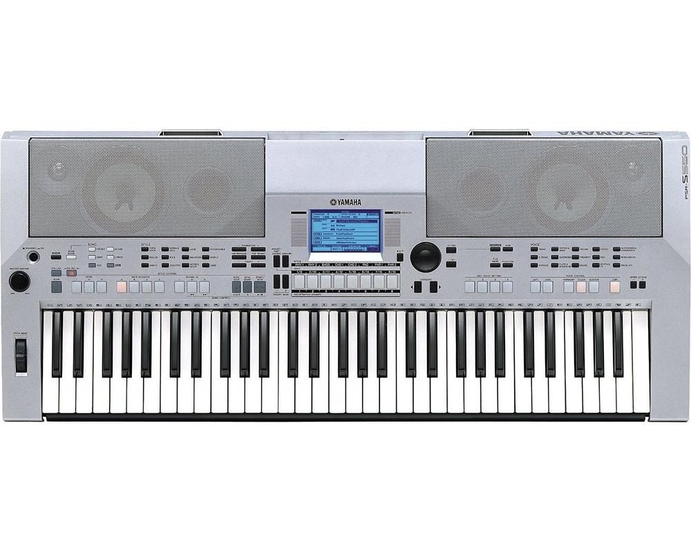 đàn organ yamaha psr-s550
