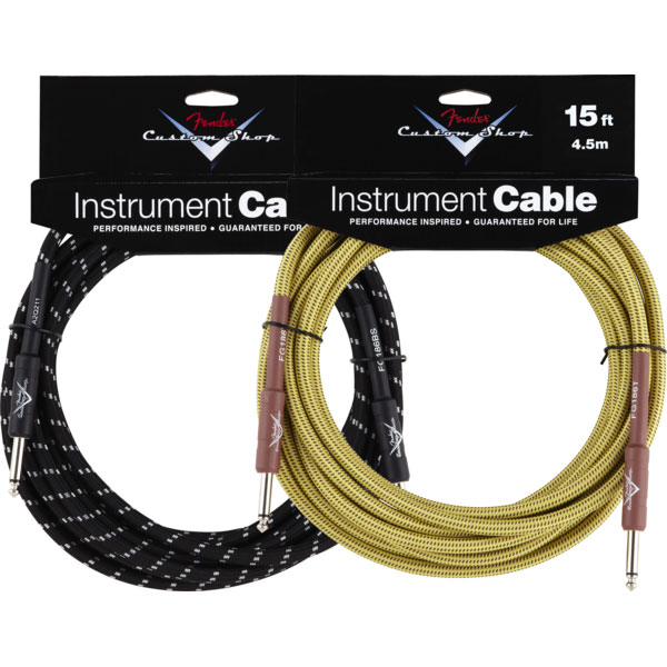 Fender® Custom Shop Performance Series Cable