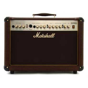 Marshall Acoustic Amp AS50D Soloist
