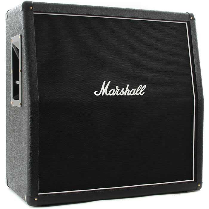 "Marshall MX412A 4x12"" 240-Watt Angled Extension Cabinet"
