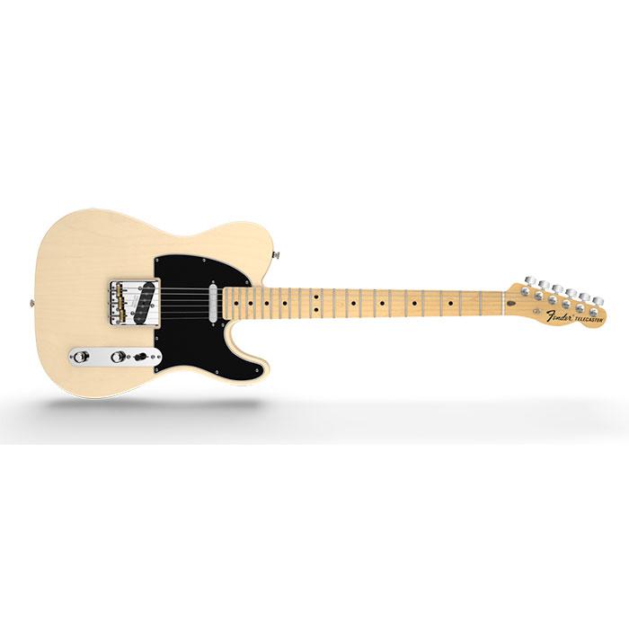 Fender American Special Telecaster®, Maple Fingerboard, Vintage Blonde