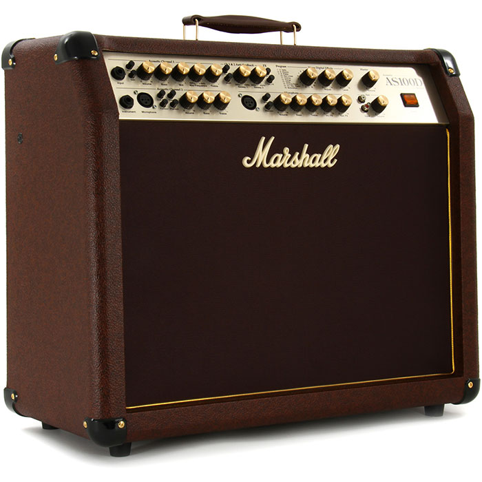 Marshall Acoustic Amp AS100D Soloist