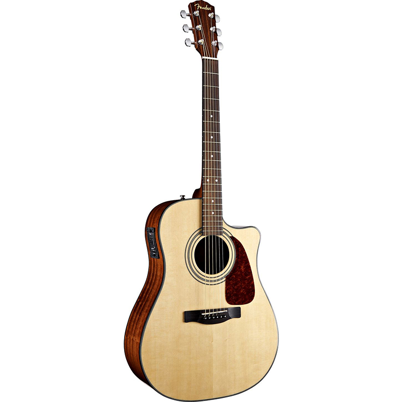 Fender CD-140SCE, Natural