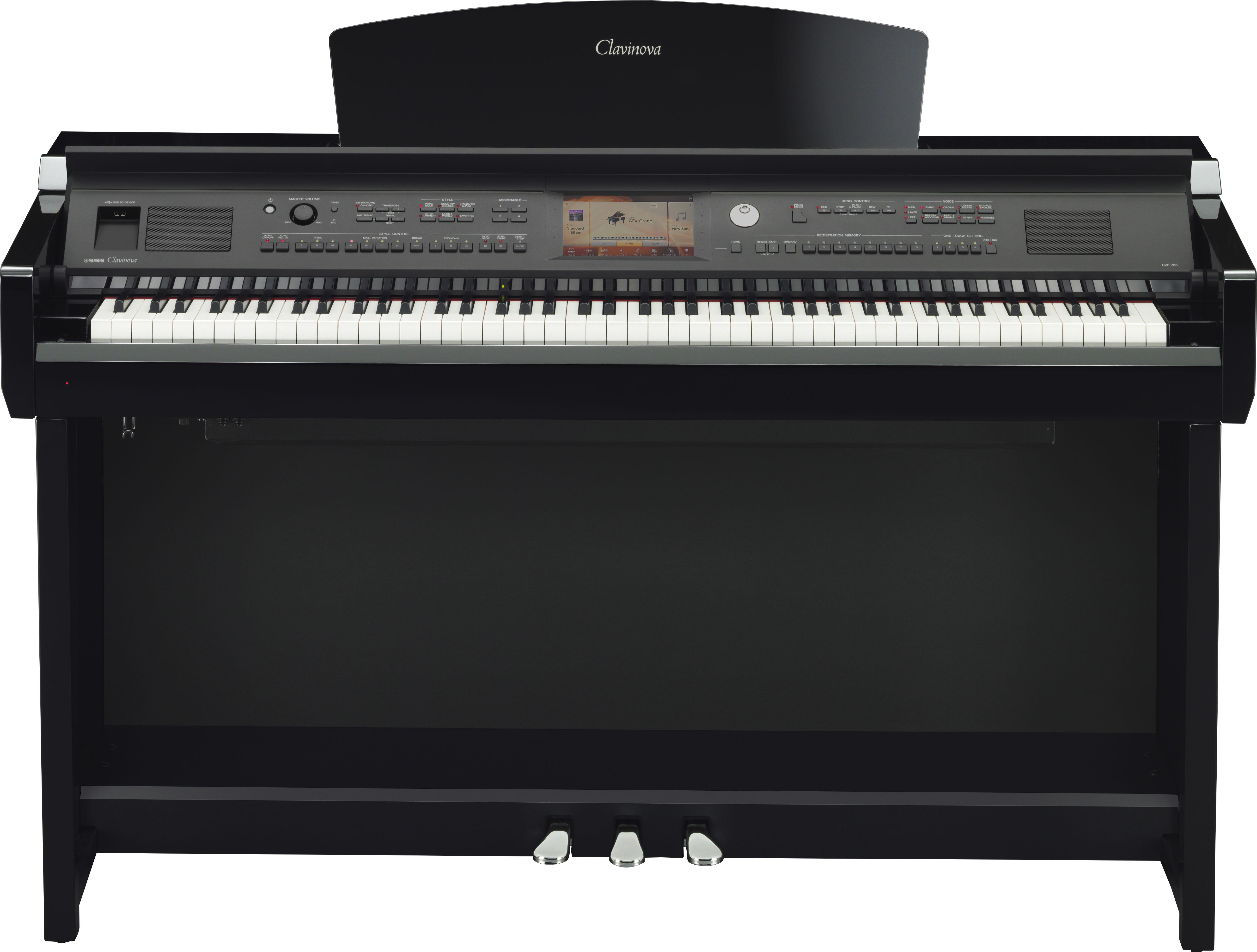 Đàn Piano Điện Yamaha Clavinova CVP-705