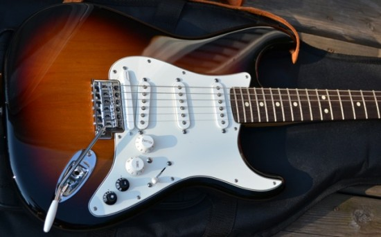 Roland V Guitar Stratocaster G5