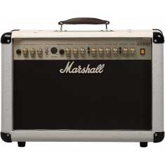 Marshall Acoustic Amp AS50DC Soloist ( Cream Color )