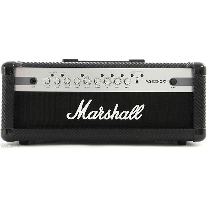 Marshall MG100HCFX 100-Watt 4-Channel Head w/ FX