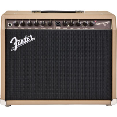 Fender ACOUSTASONIC 90 230V EU DS