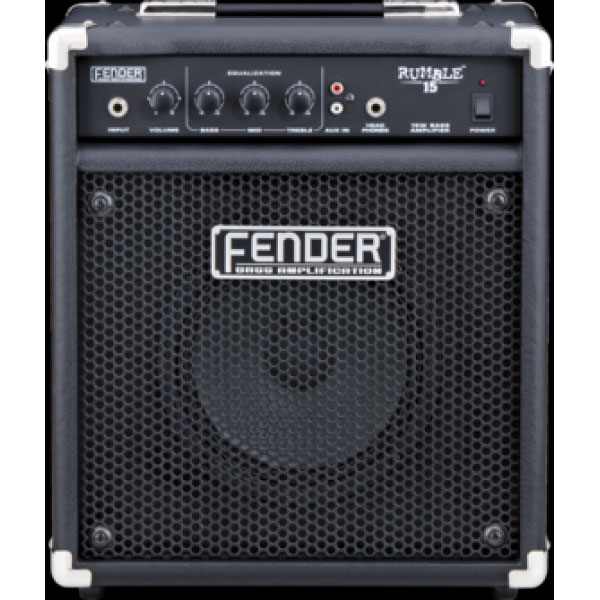 Fender RUMBLE 15 V2 230V EUR DS