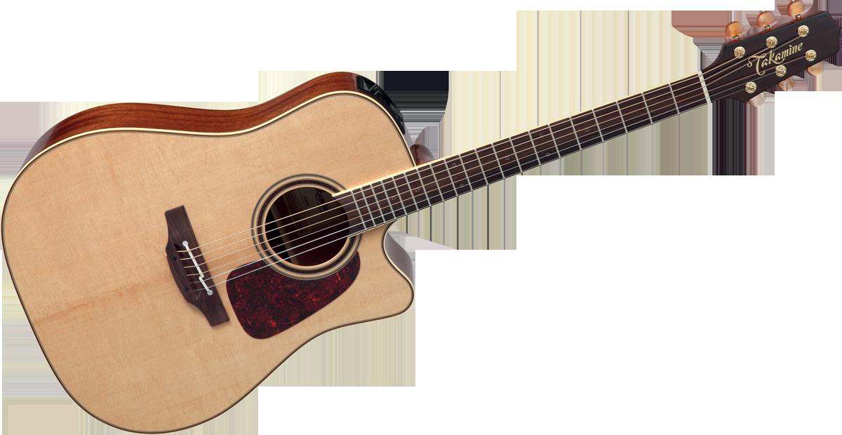 Đàn Guitar Takamine P4DC