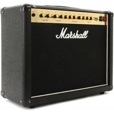 "Marshall DSL40C 1x12"" 40-Watt 2-Channel Tube Combo"