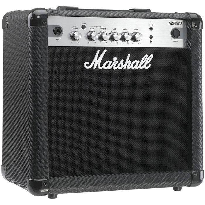 "Marshall MG15CF 1x8"" 15-Watt 2-Channel Combo"
