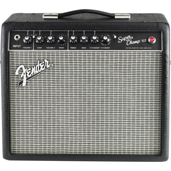 Fender Super Champ™ X2, 220V