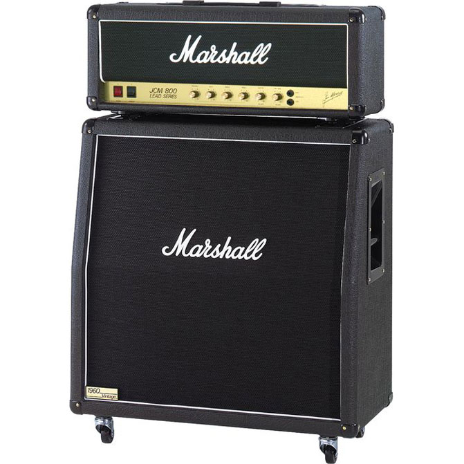 Marshall Half Stack JCM800 2203 &1960AV or 1960AX