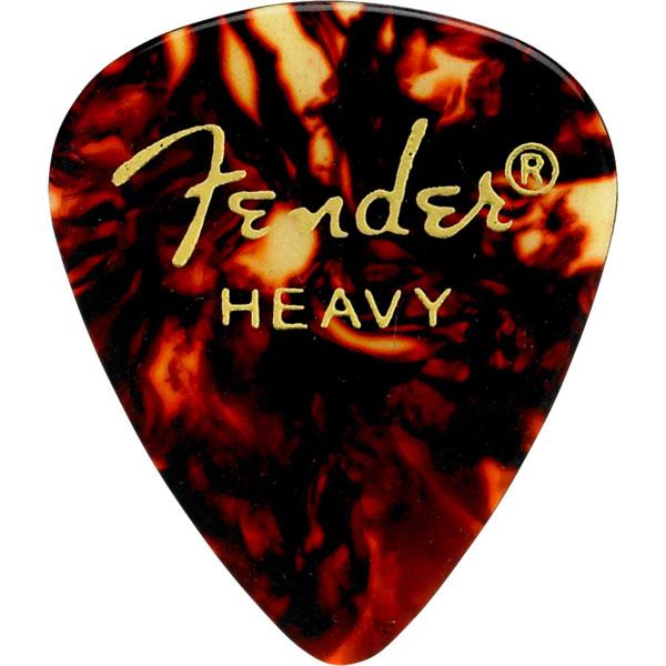Fender 351 Shape Classic Picks - 12 Count