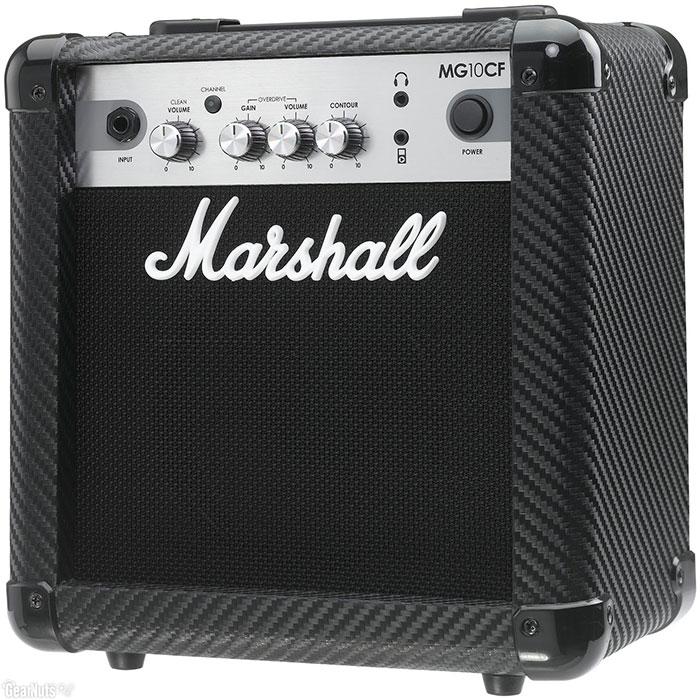 "Marshall MG10CF 1x6.5"" 10-Watt 2-Channel Combo"