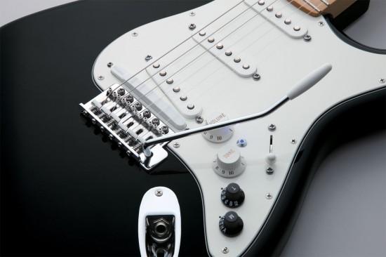 Roland V Guitar Stratocaster G5 Black