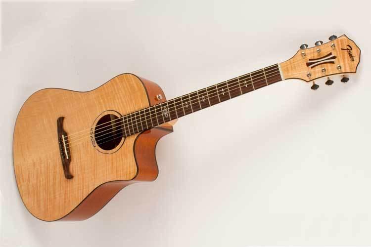 Fender T-Bucket 400-SCE NAT