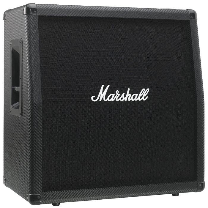 "Marshall MG412A 4x12"" 120-Watt Angled Extension Cabinet"