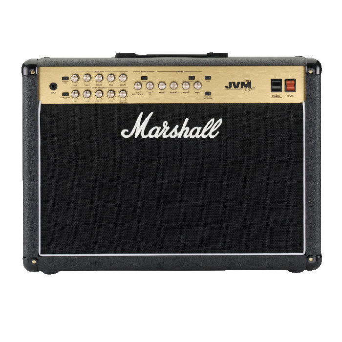 "Marshall JVM205C 2x12"" 50-Watt 2-Channel Tube Combo"