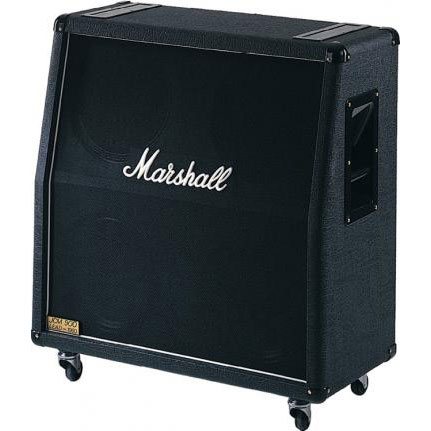 "Marshall 1960AV 4x12"" 280-Watt Angled Extension Cabinet"