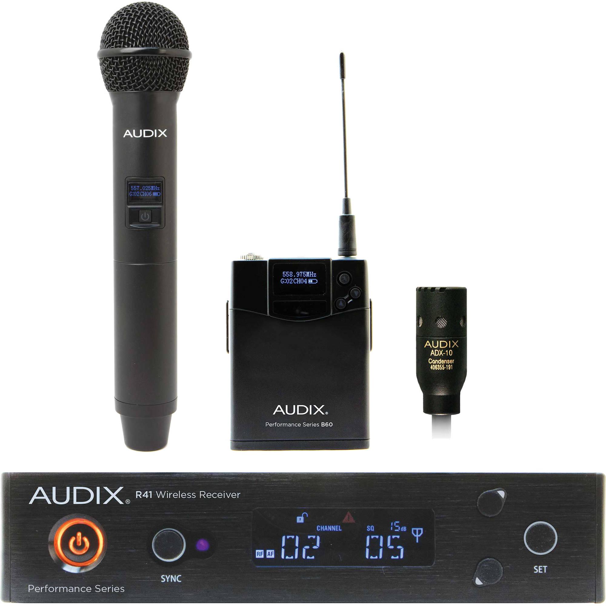 Audix AP41 series