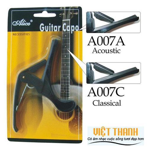 Guitar CAPO A007