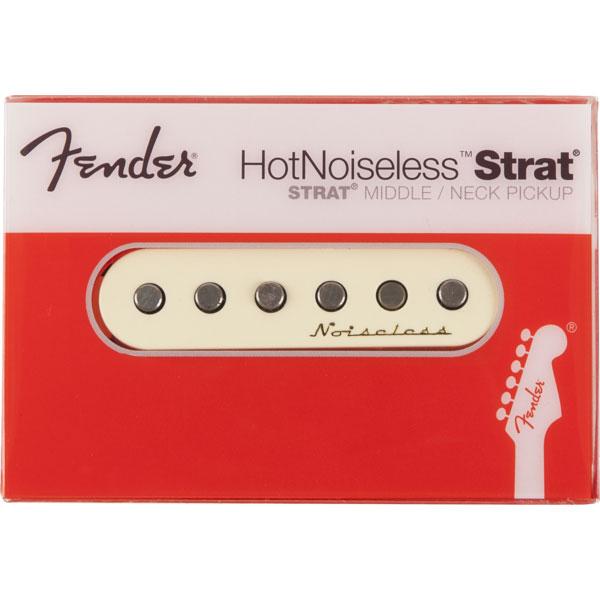 Fender Hot Noiseless™ Strat Pickups