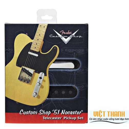 Fender Custom Shop Nocaster® Pickups