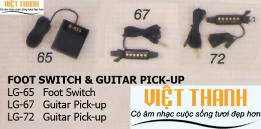 Guitar Pick-up LG69
