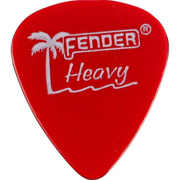 Fender California Clear™ Picks