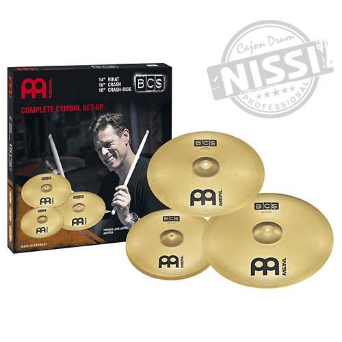 Cymbal Meinl BCS141620