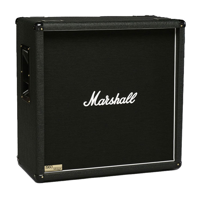 "Marshall 1960BV 4x12"" 280-Watt Straight Extension Cabinet"