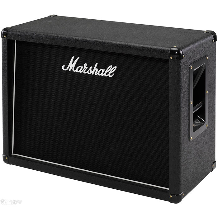 "Marshall MX212 2x12"" 160-Watt Extension Cabinet"